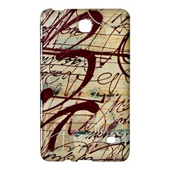 Abstract 2 Samsung Galaxy Tab 4 (7 ) Hardshell Case  by trendistuff