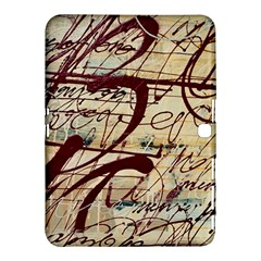 Abstract 2 Samsung Galaxy Tab 4 (10 1 ) Hardshell Case  by trendistuff