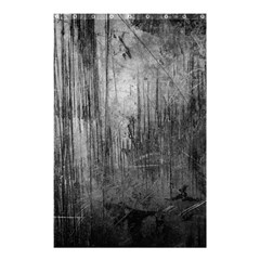 Grunge Metal Night Shower Curtain 48  X 72  (small)  by trendistuff