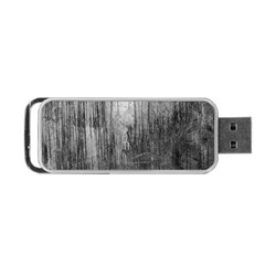 Grunge Metal Night Portable Usb Flash (two Sides) by trendistuff