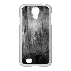 Grunge Metal Night Samsung Galaxy S4 I9500/ I9505 Case (white) by trendistuff