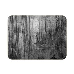 Grunge Metal Night Double Sided Flano Blanket (mini)  by trendistuff