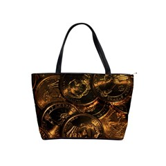 Gold Coins 2 Shoulder Handbags by trendistuff