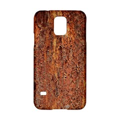 Flaky Rusting Metal Samsung Galaxy S5 Hardshell Case  by trendistuff