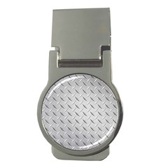 Diamond Plate Money Clips (round)