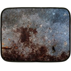 Corrosion 1 Fleece Blanket (mini)