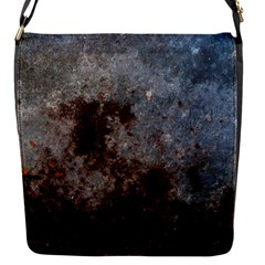 Corrosion 1 Flap Messenger Bag (s) by trendistuff