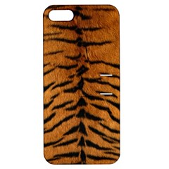 Tiger Fur Apple Iphone 5 Hardshell Case With Stand by trendistuff