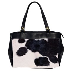 Spotted Cow Hide Office Handbags (2 Sides)  by trendistuff