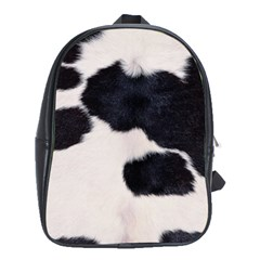 Spotted Cow Hide School Bags (xl)  by trendistuff