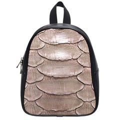 Scaly Leather School Bags (small)  by trendistuff