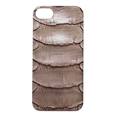 Scaly Leather Apple Iphone 5s Hardshell Case by trendistuff