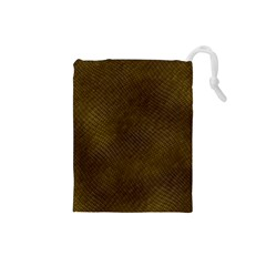 Reptile Skin Drawstring Pouches (small)  by trendistuff