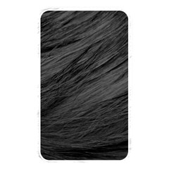 Long Haired Black Cat Fur Memory Card Reader by trendistuff