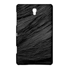 Long Haired Black Cat Fur Samsung Galaxy Tab S (8 4 ) Hardshell Case  by trendistuff