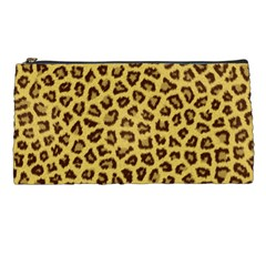 Leopard Fur Pencil Cases by trendistuff