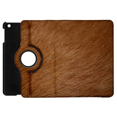 Dog Fur Apple Ipad Mini Flip 360 Case by trendistuff