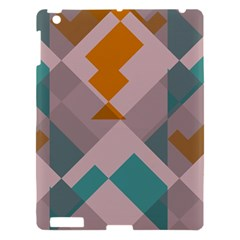 Pieces Apple Ipad 3/4 Hardshell Case by LalyLauraFLM