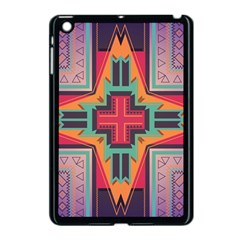 Tribal Star Apple Ipad Mini Case (black) by LalyLauraFLM