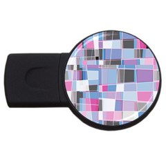 Patches Usb Flash Drive Round (4 Gb)