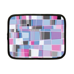 Patches Netbook Case (small) by LalyLauraFLM
