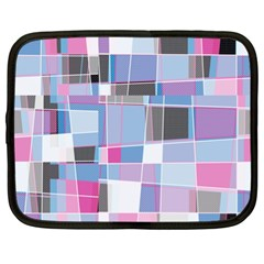 Patches Netbook Case (xl) by LalyLauraFLM
