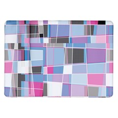 patches  Samsung Galaxy Tab 10 1  P7500 Flip Case by LalyLauraFLM