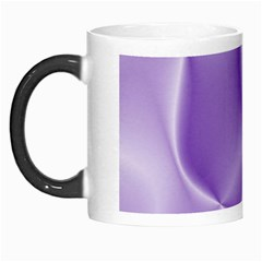 Colors In Motion, Lilac Morph Mugs by MoreColorsinLife