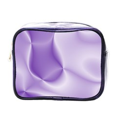 Colors In Motion, Lilac Mini Toiletries Bags by MoreColorsinLife