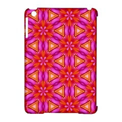 Cute Pretty Elegant Pattern Apple Ipad Mini Hardshell Case (compatible With Smart Cover) by creativemom