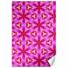 Cute Pretty Elegant Pattern Canvas 24  X 36