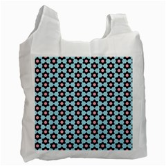 Cute Pretty Elegant Pattern Recycle Bag (one Side) by creativemom