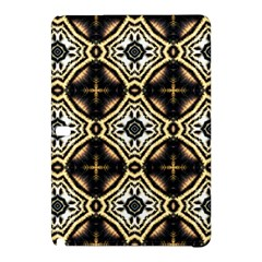 Faux Animal Print Pattern Samsung Galaxy Tab Pro 12 2 Hardshell Case by creativemom