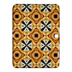 Faux Animal Print Pattern Samsung Galaxy Tab 4 (10 1 ) Hardshell Case  by creativemom