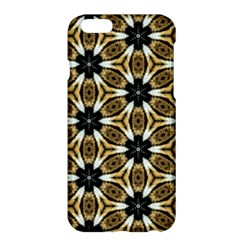 Faux Animal Print Pattern Apple Iphone 6 Plus/6s Plus Hardshell Case
