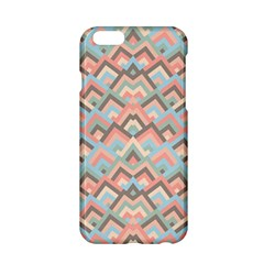 Trendy Chic Modern Chevron Pattern Apple Iphone 6/6s Hardshell Case by creativemom