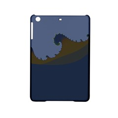 Ocean Waves Ipad Mini 2 Hardshell Cases by digitaldivadesigns
