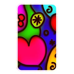 Colorful Modern Love 2 Memory Card Reader by MoreColorsinLife