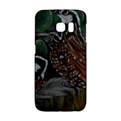 Bobwhite Quails Galaxy S6 Edge by timelessartoncanvas