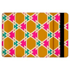 Connected Shapes Pattern			apple Ipad Air 2 Flip Case