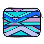 Angles and stripes			Apple iPad 2/3/4 Zipper Case Front