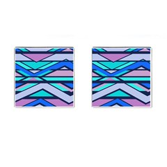 Angles And Stripes			cufflinks (square)