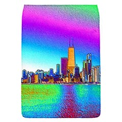 Chicago Colored Foil Effects Flap Covers (s)  by canvasngiftshop