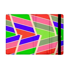 Symmetric Distorted Rectangles			apple Ipad Mini 2 Flip Case