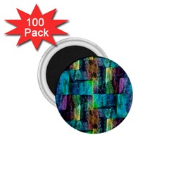 Abstract Square Wall 1 75  Magnets (100 Pack)  by Costasonlineshop