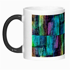 Abstract Square Wall Morph Mugs by Costasonlineshop
