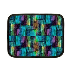 Abstract Square Wall Netbook Case (small)  by Costasonlineshop