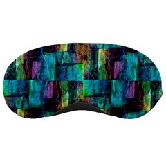 Abstract Square Wall Sleeping Masks by Costasonlineshop