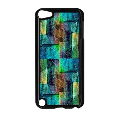 Abstract Square Wall Apple Ipod Touch 5 Case (black)