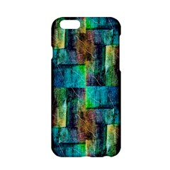 Abstract Square Wall Apple Iphone 6/6s Hardshell Case by Costasonlineshop